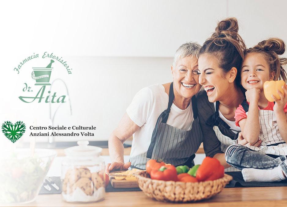 L'alimentazione negli over 65